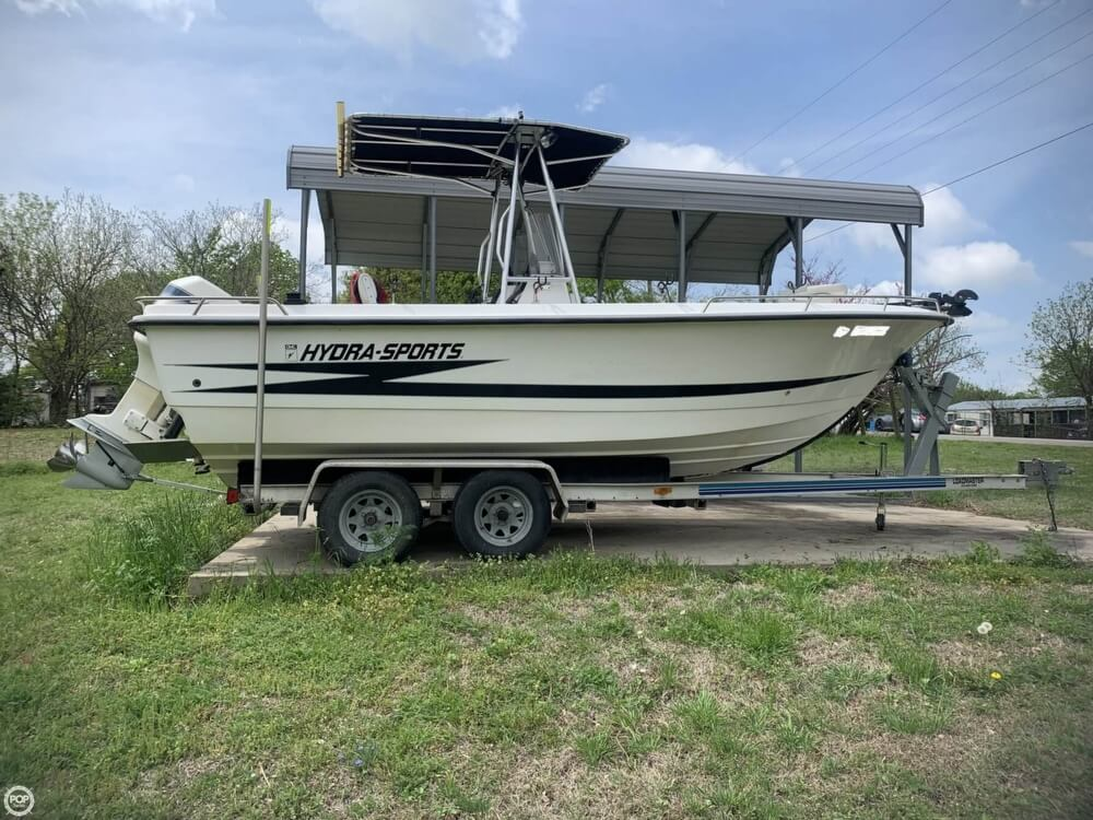 Hydra-Sports 22 Ocean 1997 Hydra-Sports 22 Ocean for sale in Princeton, TX