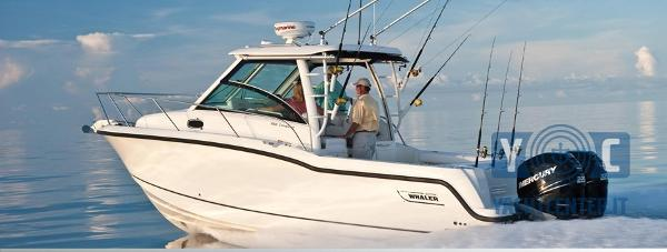 Boston Whaler 285 Conquest 285