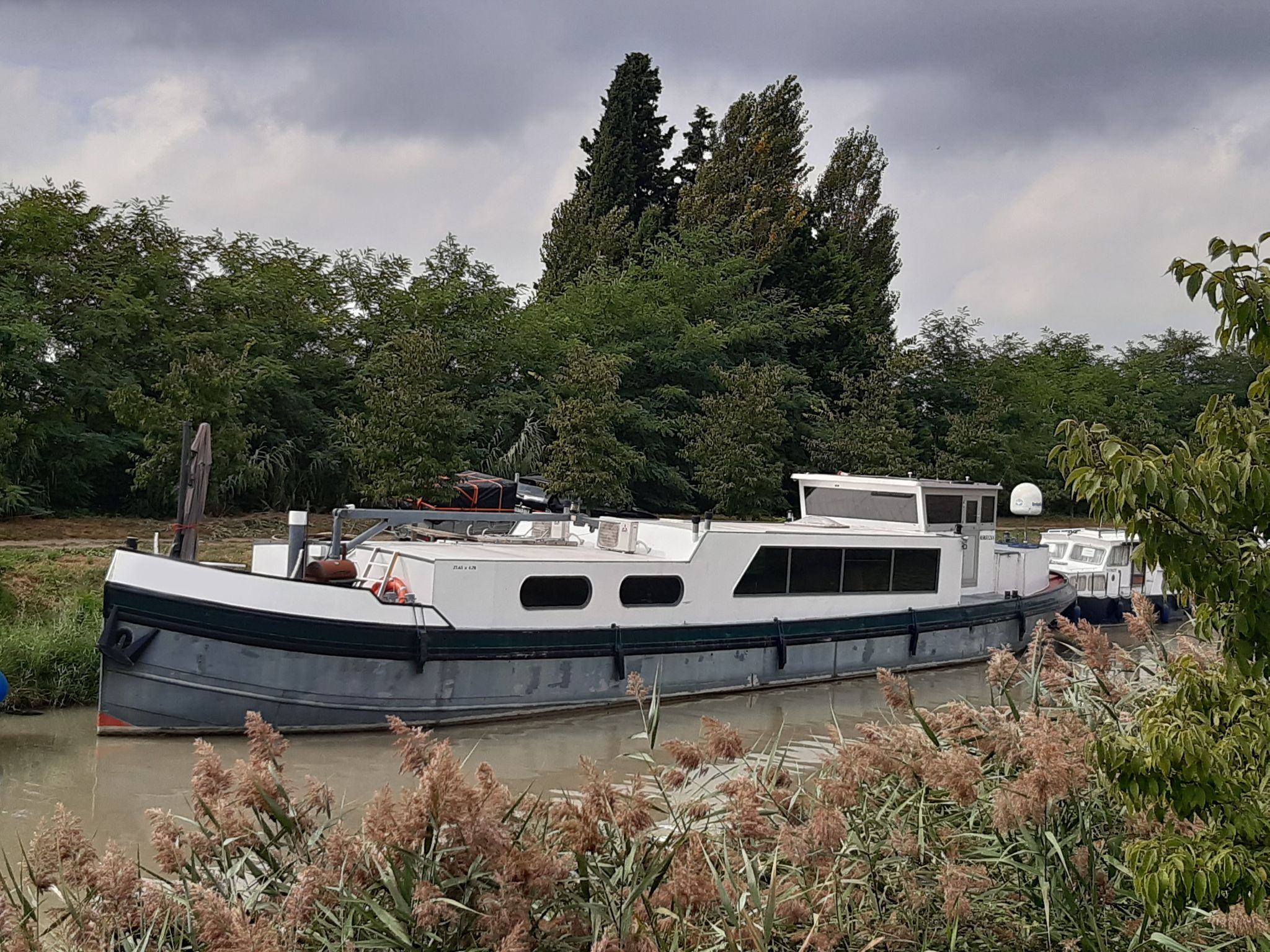 Dutch Barge 27.65