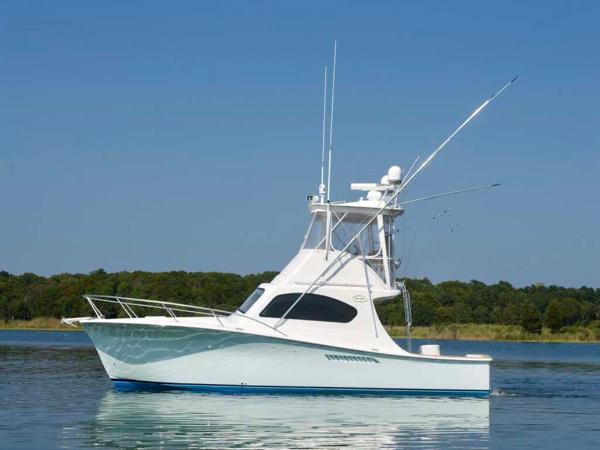 Ocean Yachts 37 Billfish Port