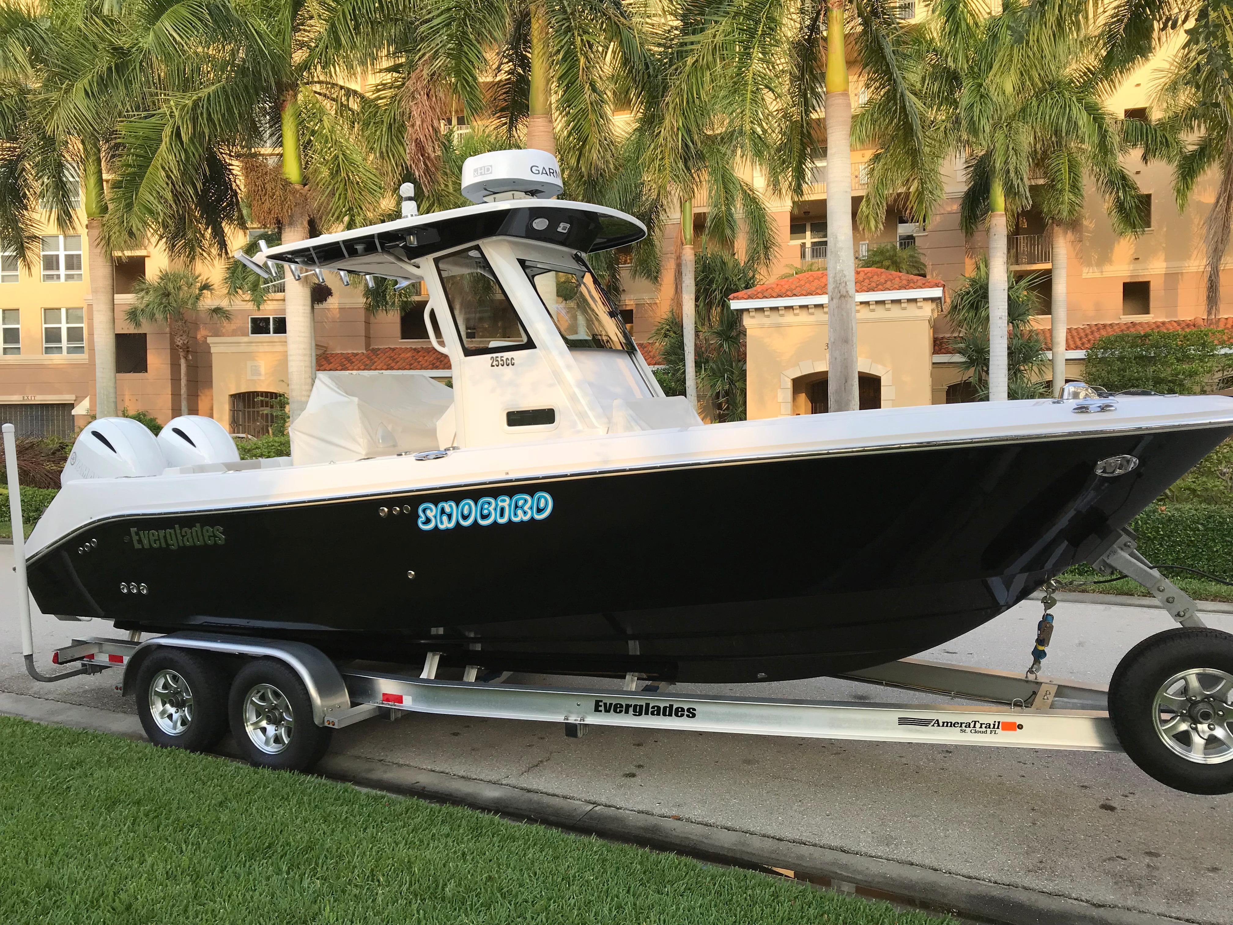 Everglades 255 CC