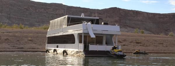 Bravada Houseboat Evolution Share #1