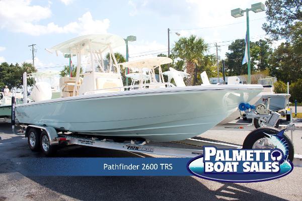Pathfinder 2600 TRS