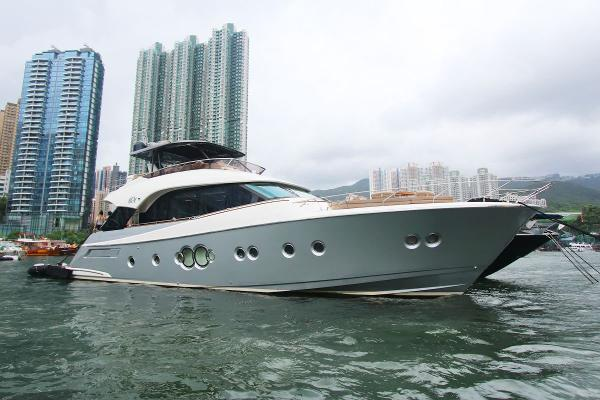 Monte Carlo Yachts MCY 70 Monte Carlo Yachts 70 Profile
