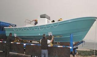 Lianya Fiberglass Fishing Boat SW580