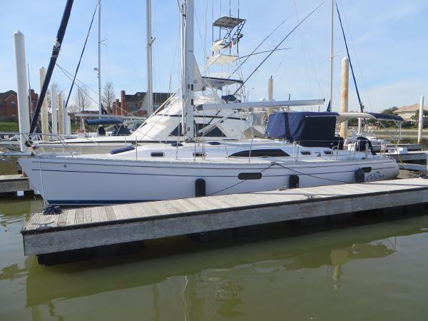 Catalina 445 Custom Voyager #115