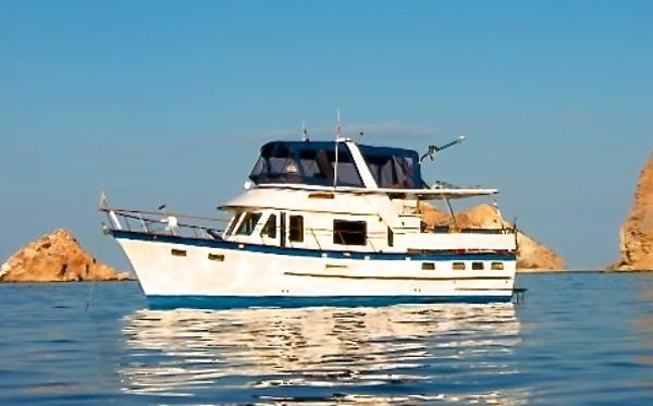 DeFever 44 Offshore Cruiser DeFever 44 Offshore Cruiser