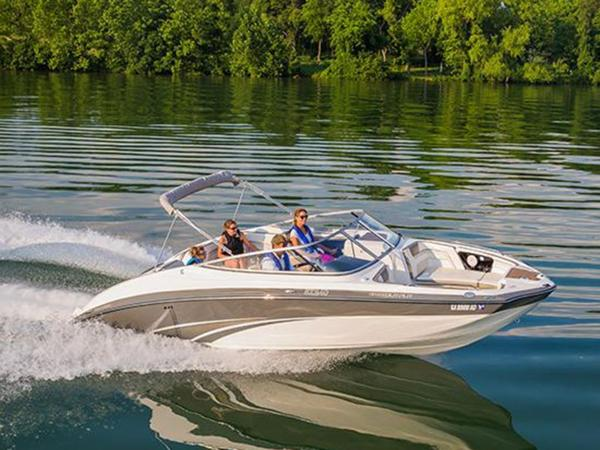 Yamaha Boats SX240 High Output