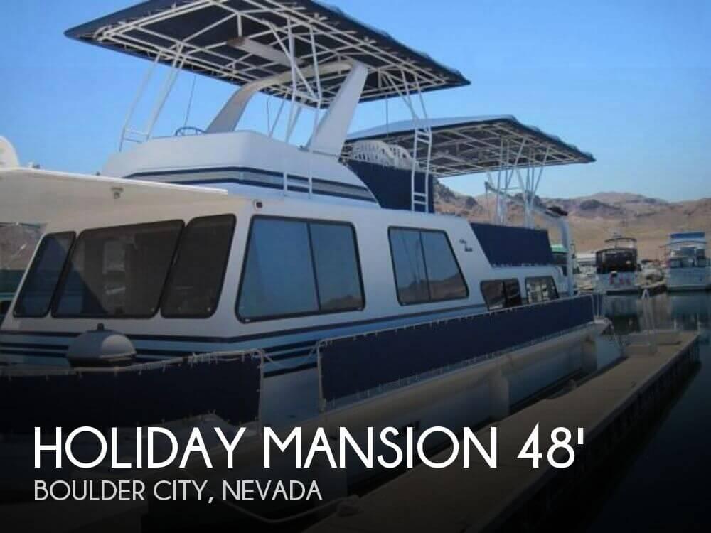 Holiday Mansion Coastal Commander 490 1995 Holiday Mansion Coastal Commander 490 for sale in Boulder City, NV