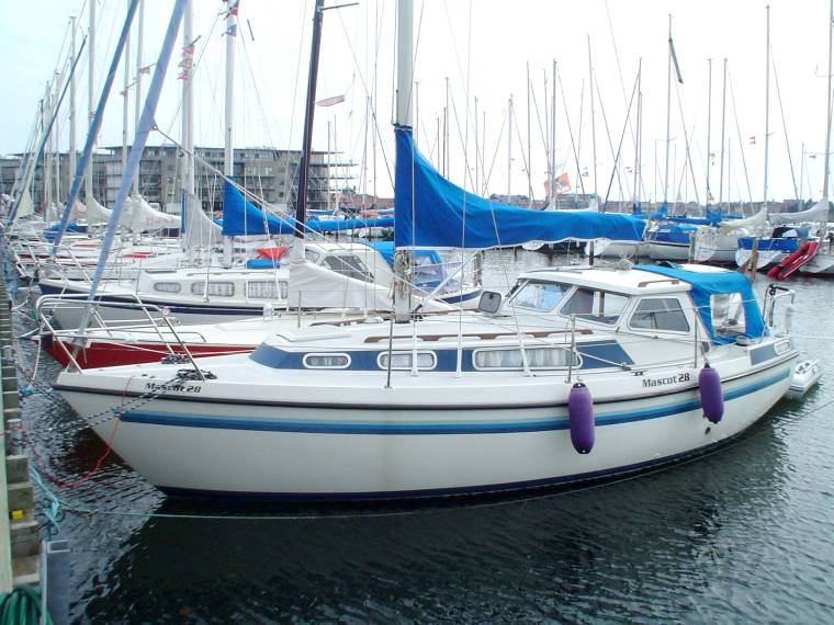 Gesten Boats DK Mascot 28