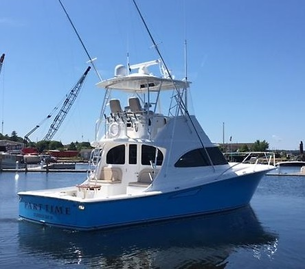 Viking 37 Billfish Viking 2019 37 Billfish