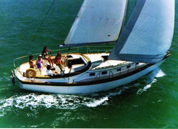 Endeavour 37 MK 1 Endeavour 37 / on sail