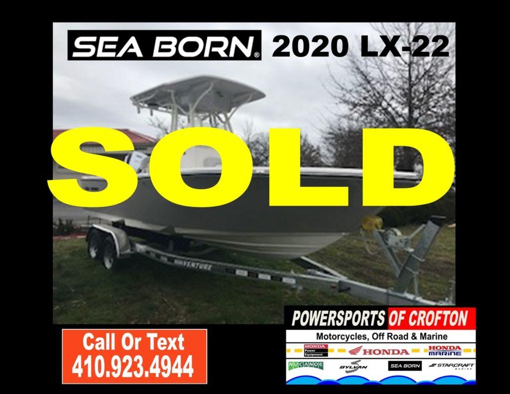 Sea Born LX22 CC