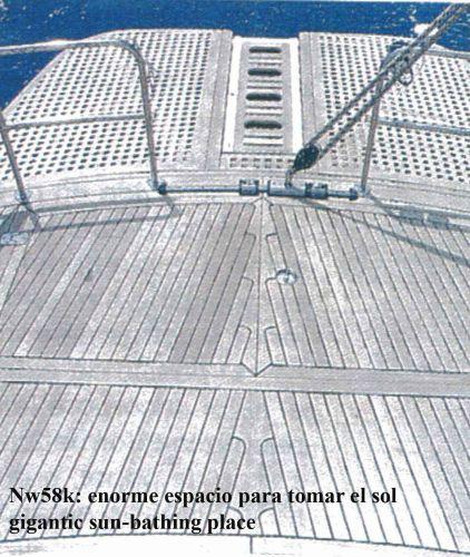 Aft platform