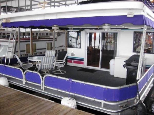 Sumerset Houseboats 85 x 18 Houseboat