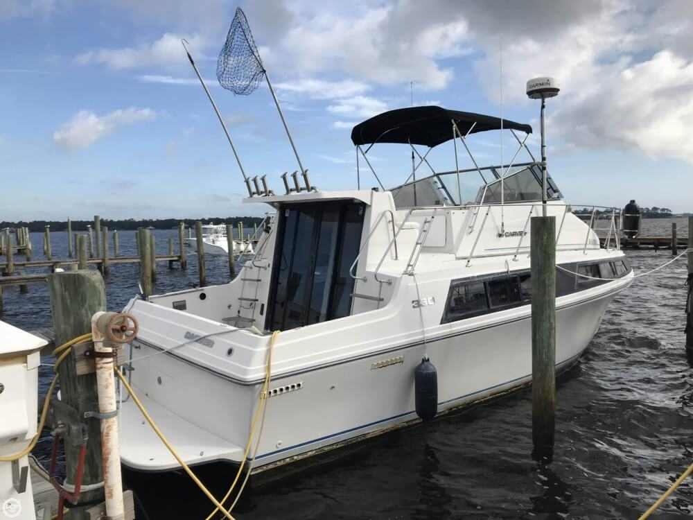 Carver 330 Mariner 1993 Carver 330 Mariner for sale in Orange Beach, AL