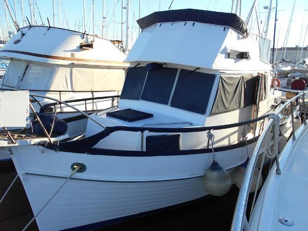 American Marine Grand Banks 36 CL DSCN4257 (reduit)