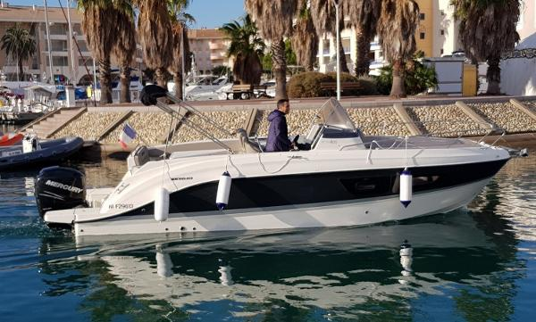 Quicksilver ACTIV 805 SUN-DECK QUICKSILVER 805 SUN-DECK
