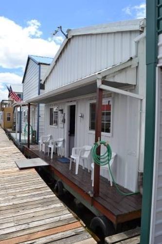 Custom Hargraves boat house