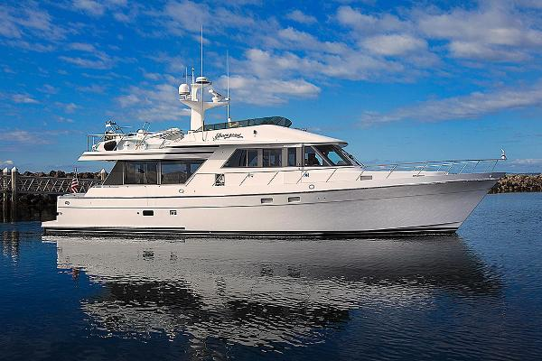 Nordlund Custom Stabilized Pilothouse Exterior Profile