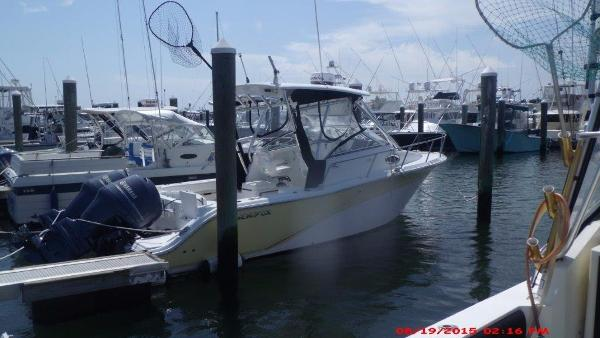 Sea Fox 256 VOYAGER WALK AROUND LOADED ENGINE WARRANTY