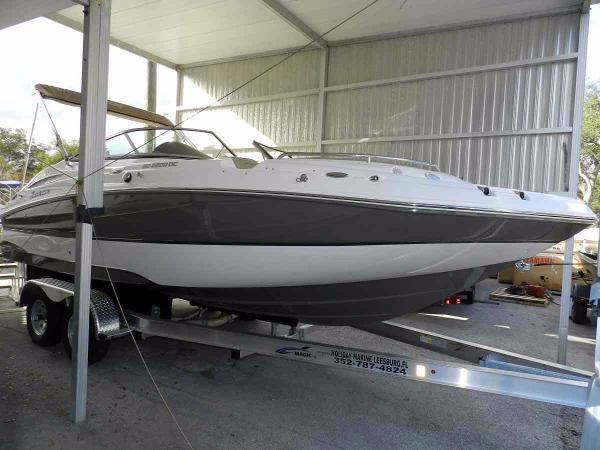 Hurricane SunDeck 2200 DC OB