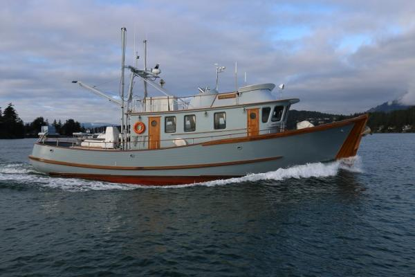 Custom Bill Garden Design Trawler