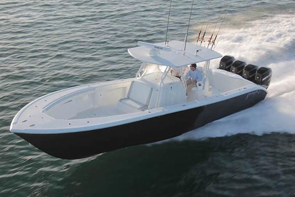 Yellowfin 39 Manufacturer Provided Image