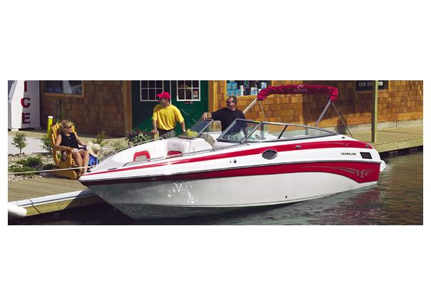 Crownline 270 BR Manufacturer Provided Image