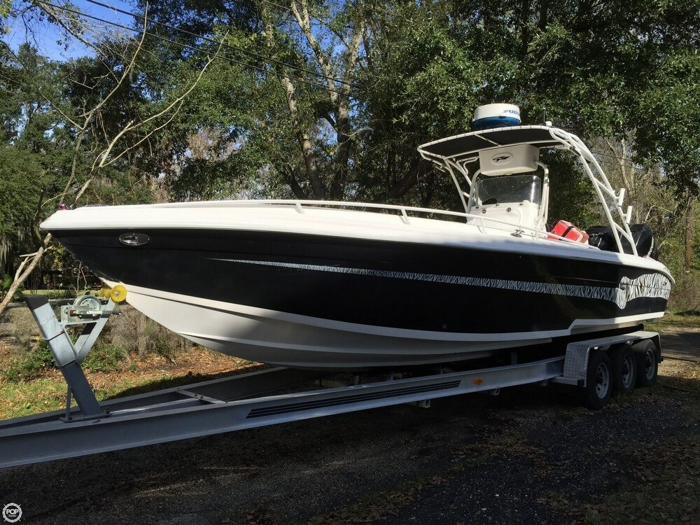 Glasstream 328 SCX Center Console Sportfish Cuddy 2005 Glasstream 328 SCX Center Console Sportfish Cuddy for sale in Madisonville, LA