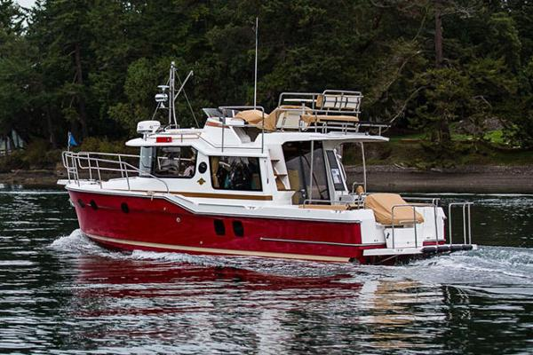 Ranger Tugs R-29 CB Manufacturer Provided Image