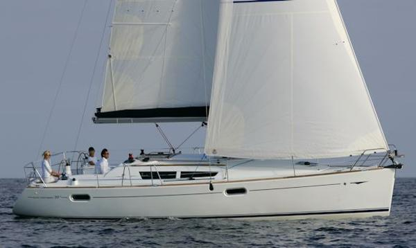 Jeanneau Sun Odyssey  39i Main Pic