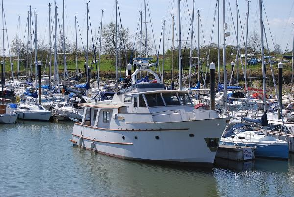 Aquarius 48 Aquarius 48 Motor Yacht