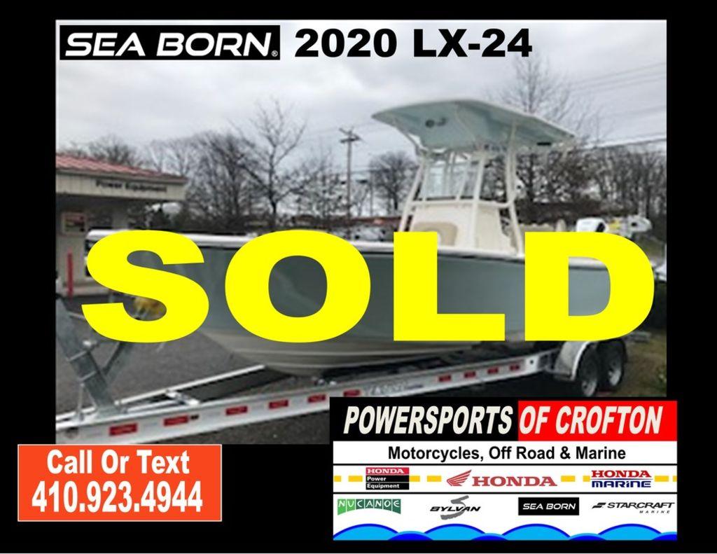 Sea Born LX24 CC