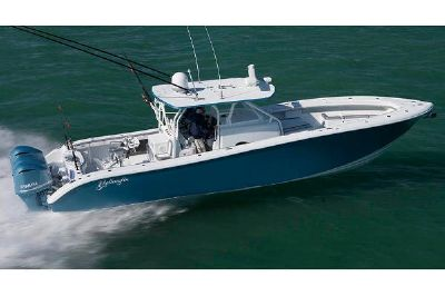 Yellowfin 42 Manufacturer Provided Image