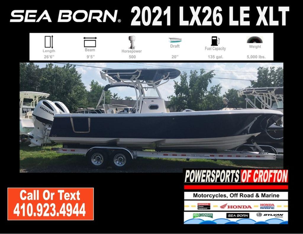 Sea Born LX26 LE XLT