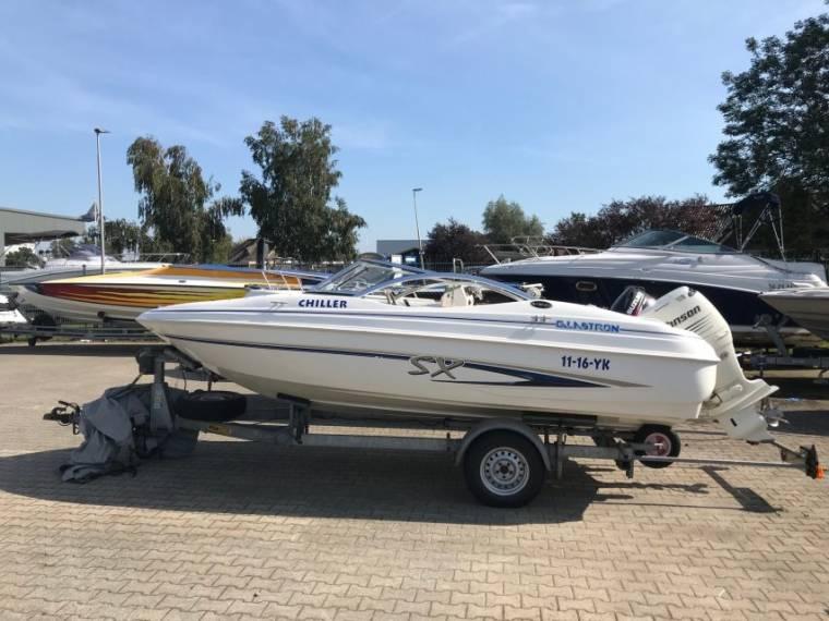 Glastron SX 170 Bowrider Outboard