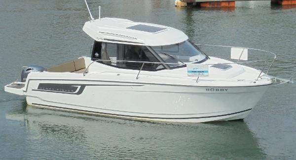 Jeanneau Merry Fisher 695 HB Jeanneau Merry Fisher 695 HB - Overall 1