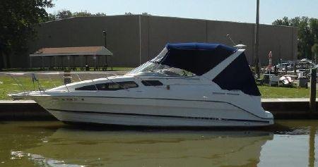 Bayliner 2855 Ciera boats for sale - boats com