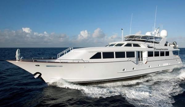 Broward 103 Motoryacht
