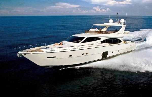 Ferretti Yachts 681 Ferretti681