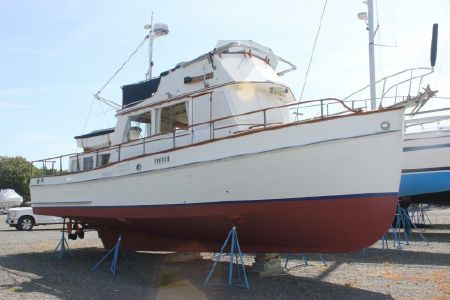 Banks For Sale >> Grand Banks 36 Classic Boats For Sale Boats Com