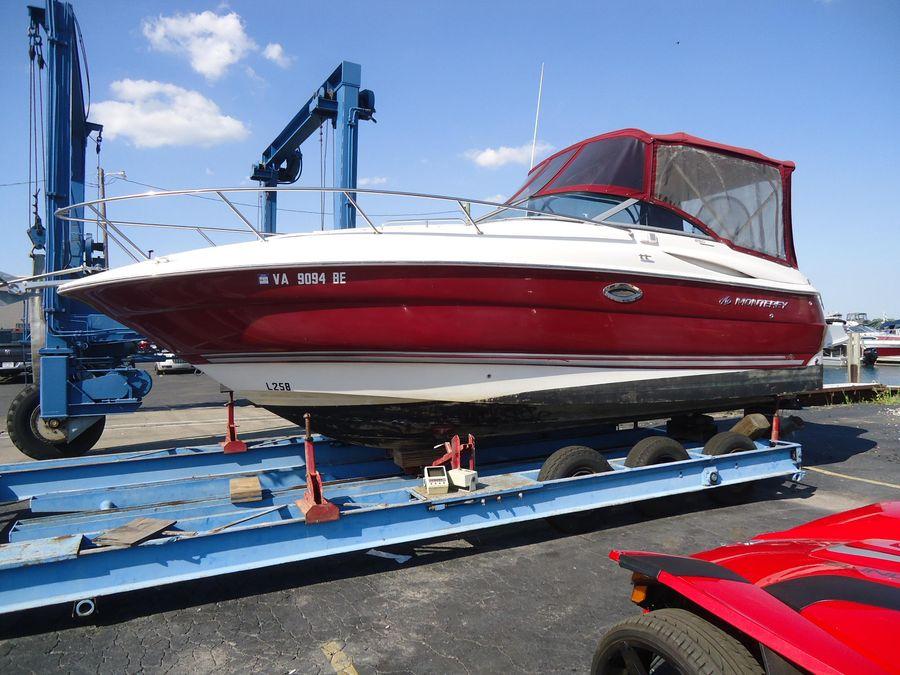 Monterey 250 Cruiser 2007 image 1