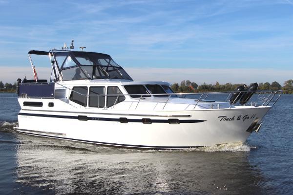 Motor Yacht Vacance 1200