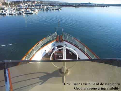 Island Gypsy 57.1 Fore deck