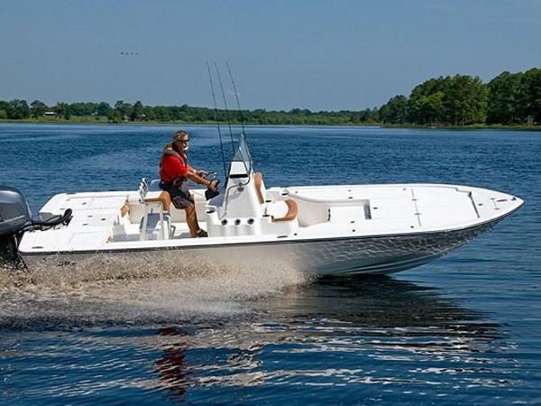 Sea Born FX22 Bay F150