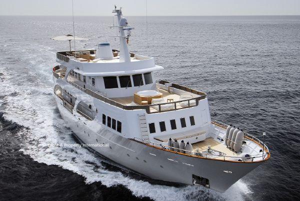 BENETTI SAIL DIVISION Oldtimer Benetti Sail Division Sailing