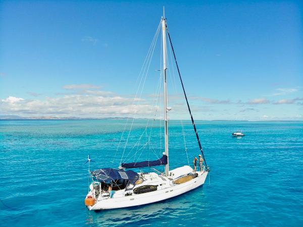 Beneteau 423 Beneteau Oceanis 423 cruise-ready