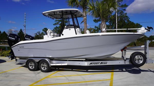 Sea Cat 260 Catamaran