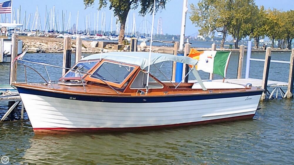 Lyman 26 Sleeper 1968 Lyman 26 for sale in Sandusky, OH
